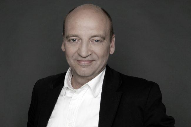 """Robert Skuppin: """"Radio gibt es eigentlich so lange wie den Hai"""""""