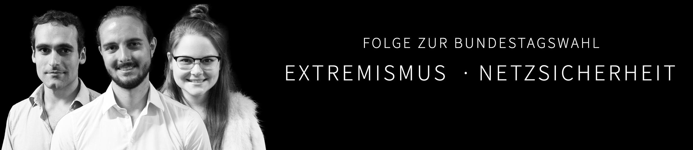 glaube oder extremismus